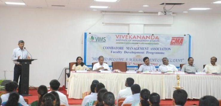 vivekananda institute of management studies