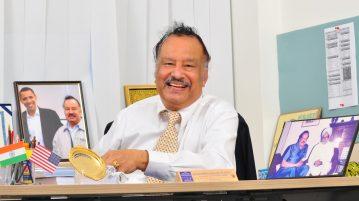 padmashree awardee dr. bala v balanchandran