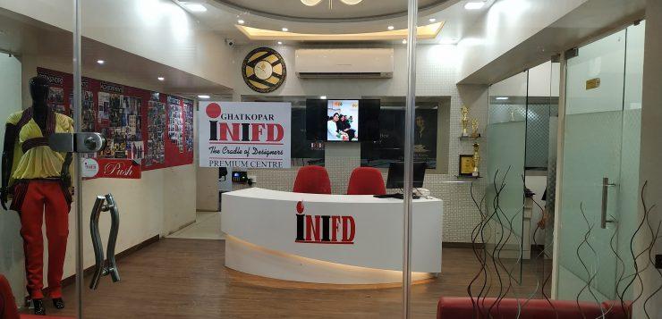 PRODUCING CREATIVE AND GLOBALLY-ACCEPTED DESIGN GRADUATES , INIFD Ghatkopar Mumbai