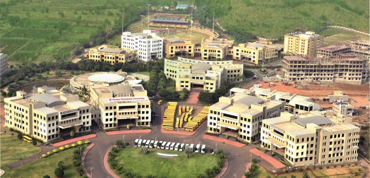 Empowering Lives Globally, Sanjay Ghodawat University
