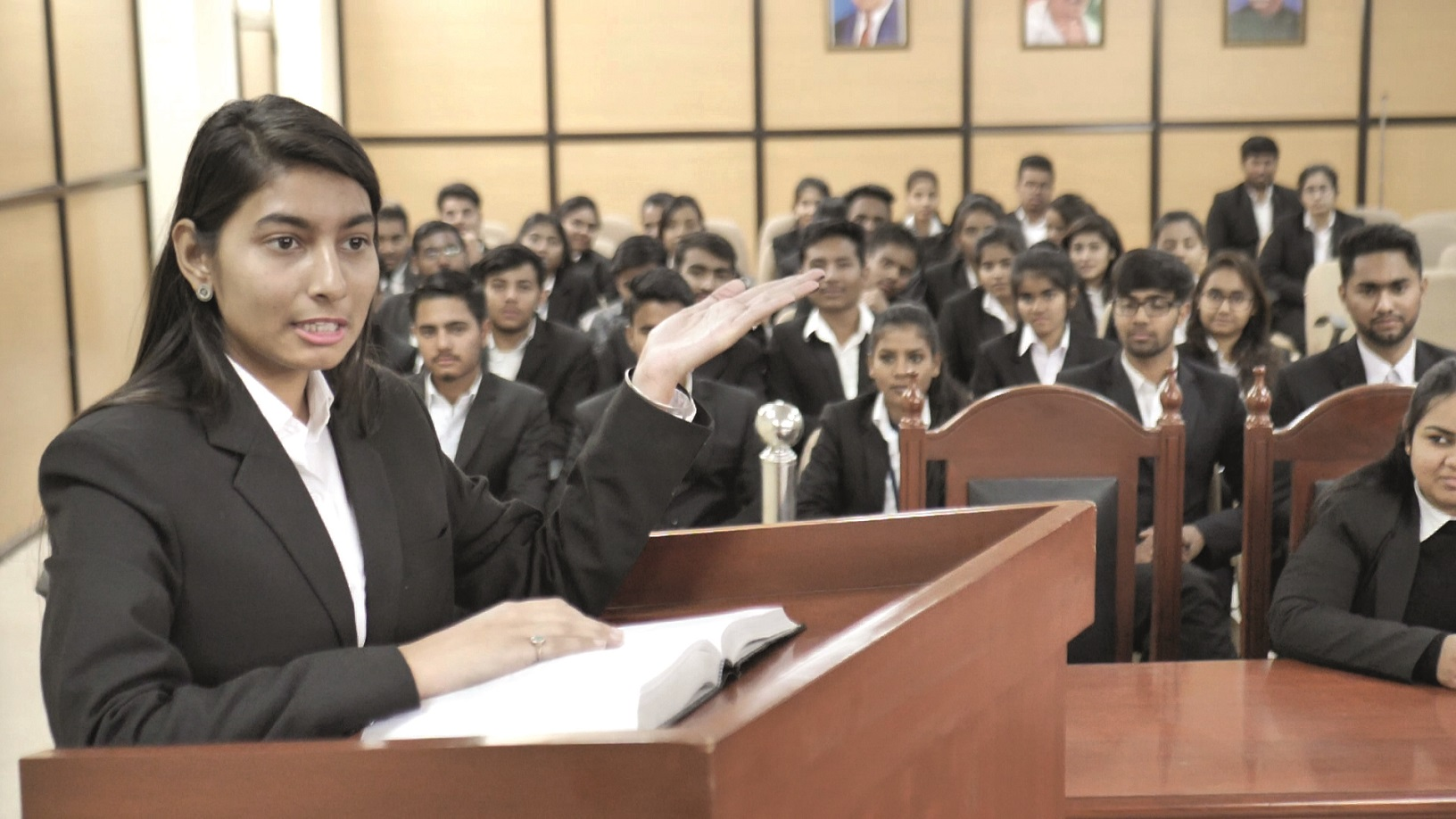 Developing Holistic Perspectives, ICFAI University, Jaipur